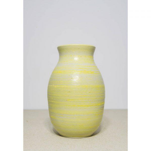 Jarrón amarillo – Artesanía de Galicia